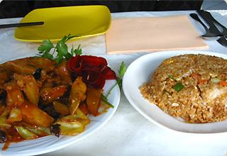 中華レストラン in ベオグラード