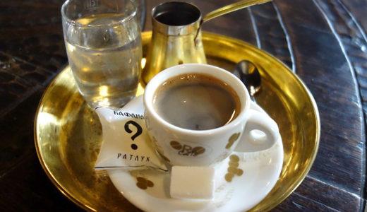 「?」 という名の老舗カフェ