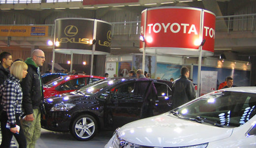 ベオグラード・モーターショー 2010
