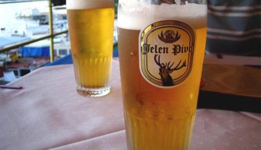 セルビアのビール 2010