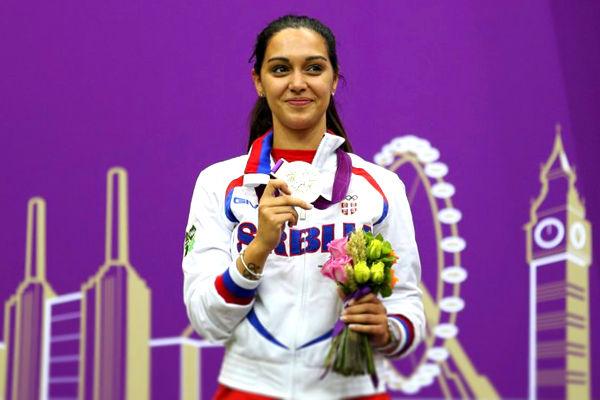 オリンピック結果 ~ セルビアは金(1)・銀(1)・銅(2) 計4個に