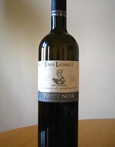 Terra Lazarica Pinot Noire (テラ・ラザリツァ ピノ・ノワール)