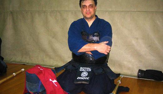 ロイヤル剣道クラブ in セルビア