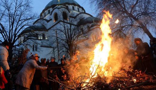 セルビアの クリスマス・お正月の過ごし方【正教徒編】