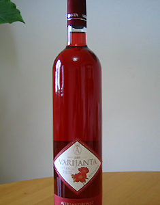 Varijanta Oplenac vintage 2008 (バリヤンタ オプレナツ)
