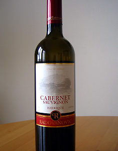 Cabernet Sauvignon BARRIQUE (カベルネ ソーヴィニョンバリック)