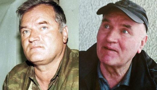 セルビア最後の戦犯 ラトコ・ムラディッチ逮捕