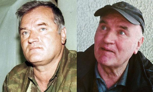 セルビア最後の戦犯 ラトコ・ム...