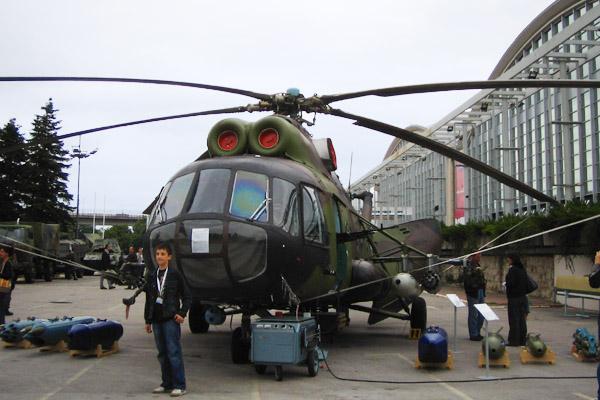 豊富な品揃えの 『軍事兵器』展示会