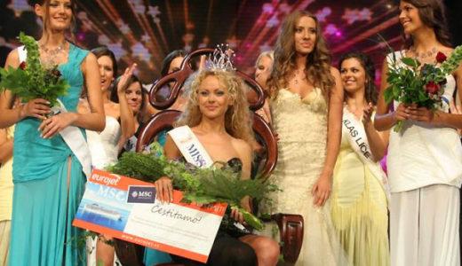 2011 ミス・セルビアはノビサドの大学生ミリツァさんに決定!