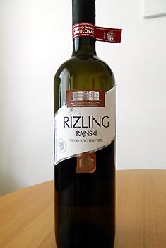 Rizling Rajnski (リースリング・ライン)
