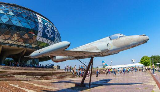 ユーゴスラビア時代からの飛行機が集結!【ベオグラード航空博物館】