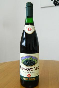 ブラックベリーワイン