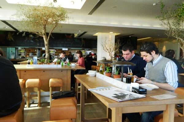 イタリアンレストラン Vapiano