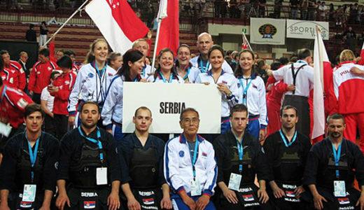 【松村先生のセルビア便り】 セルビア剣道世界に挑戦