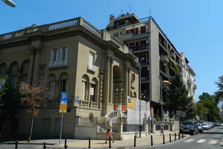 ベオグラードのニコラ・テスラ博物館