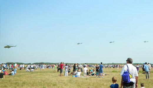 セルビア空軍100周年 航空ショー