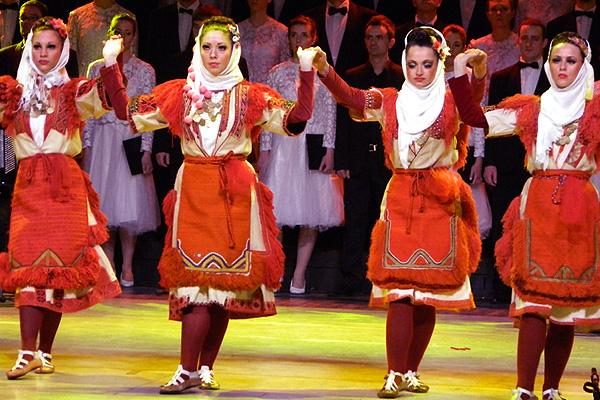 Krsmanović(民族舞踊) 記念公演
