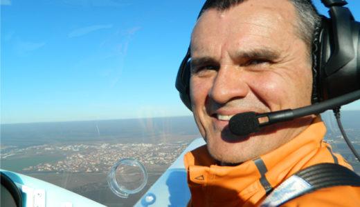 空中ベオグラード観光 - 1時間のフライト体験は 夏は暑く冬は寒い!
