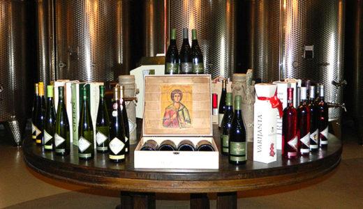 セルビア産ワインメーカー説明