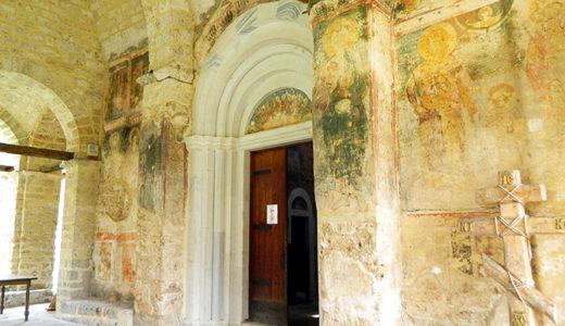 【世界遺産】ソポチャニ修道院 ~ ストゥデニツァ修道院