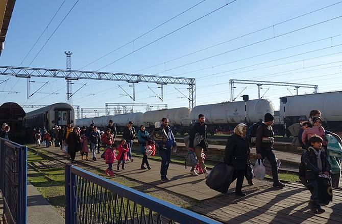 「密着2000km…春香クリスティーンが歩いた難民の道」 1月12日放送