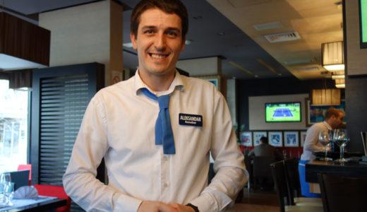 """ジョコビッチのレストラン """"Novak"""" のグルテンフリー料理はブヨブヨの・・・"""
