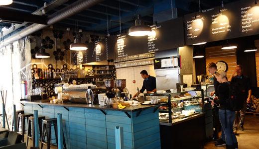 バラエティ豊かなコーヒー専門店