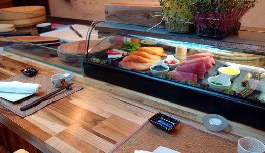 """雰囲気&サービス共に優良な日本レストラン """"W-sushi"""""""