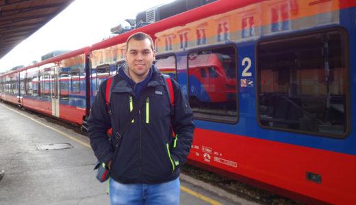 セルビアの鉄道マニアに聞く