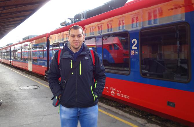 セルビアの鉄道マニアに聞く「セルビア鉄道のお薦めルート」
