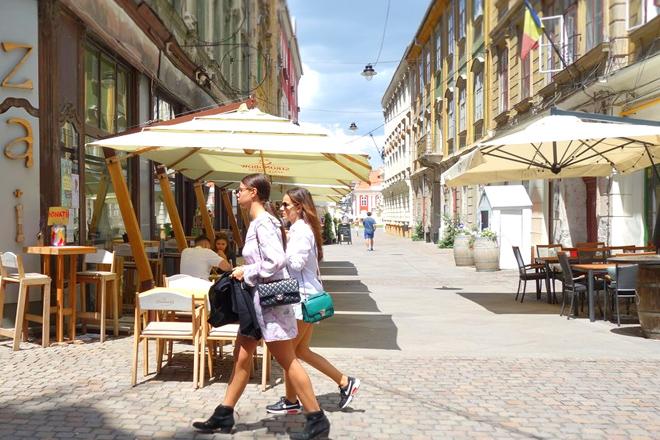 ベオグラードから日帰り可能! 映画のセットのような街 ティミショアラ in ルーマニア