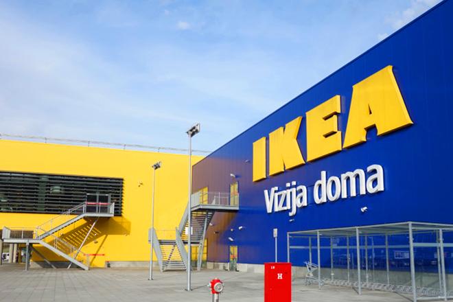 セルビア初のIKEAは、お客もスタッフも満足そうだった