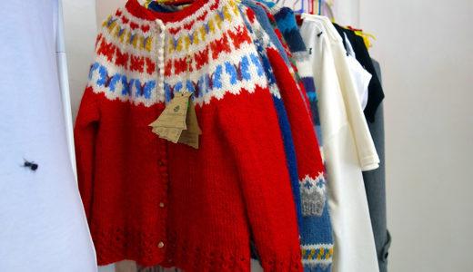 ベオグラードで買える手編みニット
