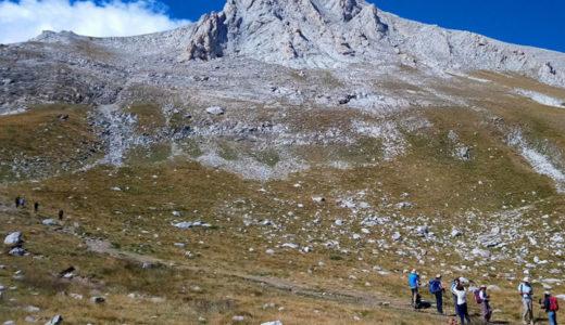 【ブルガリア】世界遺産 大理石で出来た山・ビフレンに登った