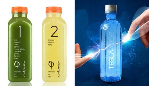 【2日で 2kg 減!】コールドプレスジュース &【世界発の電気水】テスラ ヴォダ 試飲レビュー