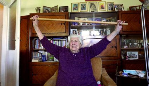 セルビア最高齢者に学ぶ