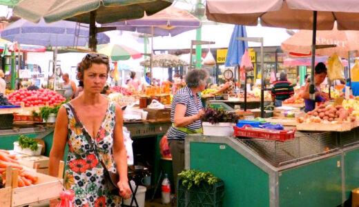 見て周るだけで楽しい【市場/ピヤツァ】へ行ってみよう!